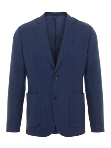 Menswear premium cuality timeless design navy color blazer summer 2019
