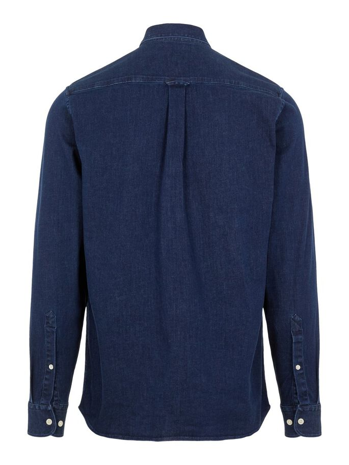 J. Lindeberg Denim Shirt