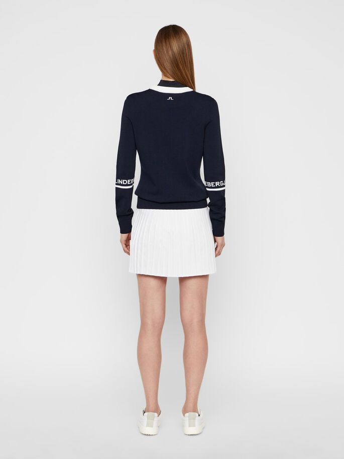 J.Lindeberg Celine Knitted Sweater
