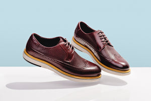 Olev Leather Shoe