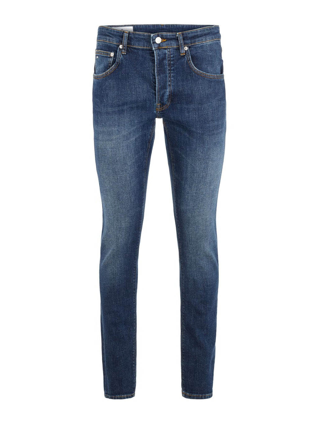 J. Lindeberg extra stretch men blue Cedar jeans