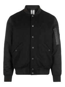 J. Lindeberg Waterproof winter Bomber Jacket black