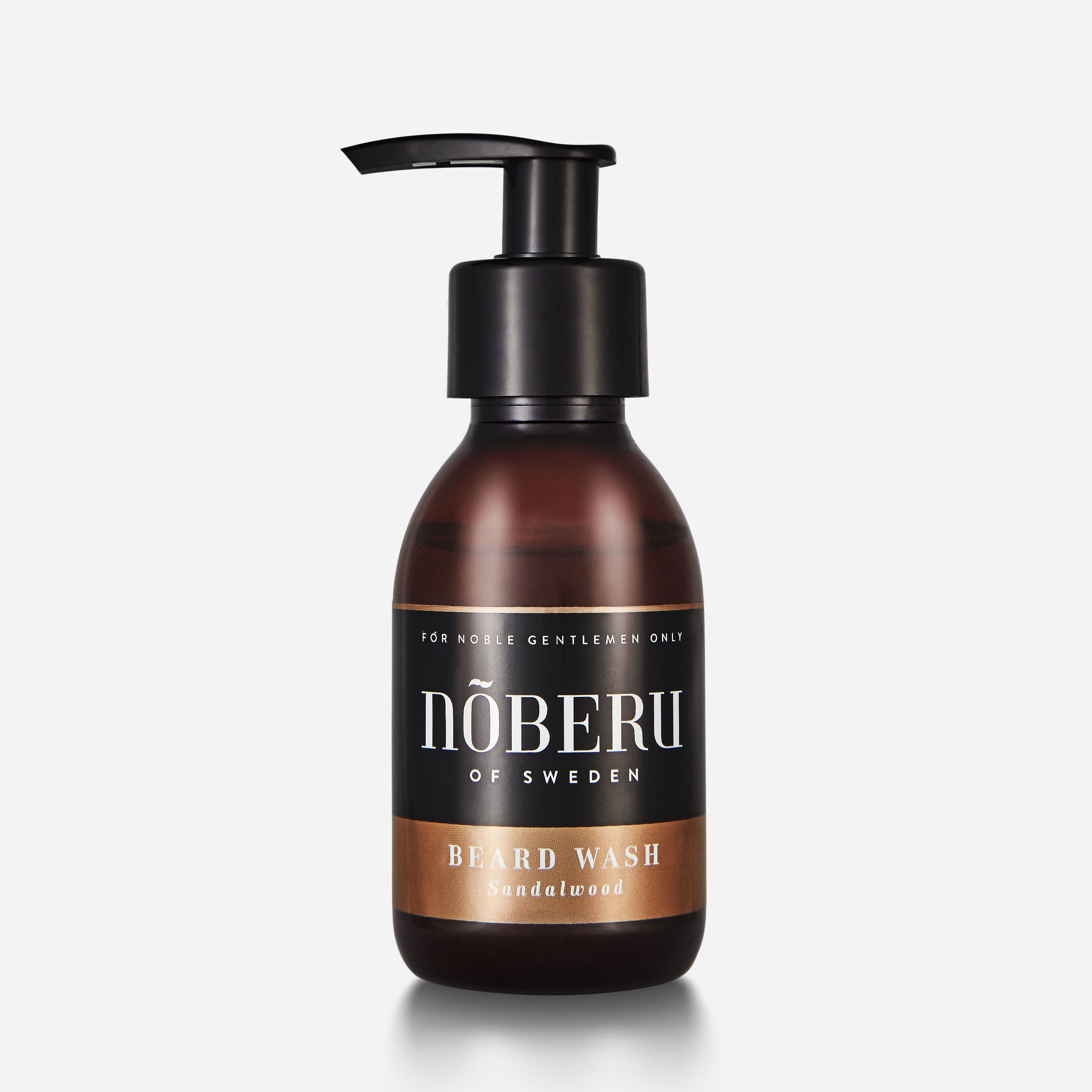 Nõberu Of Sweden Beard Wash