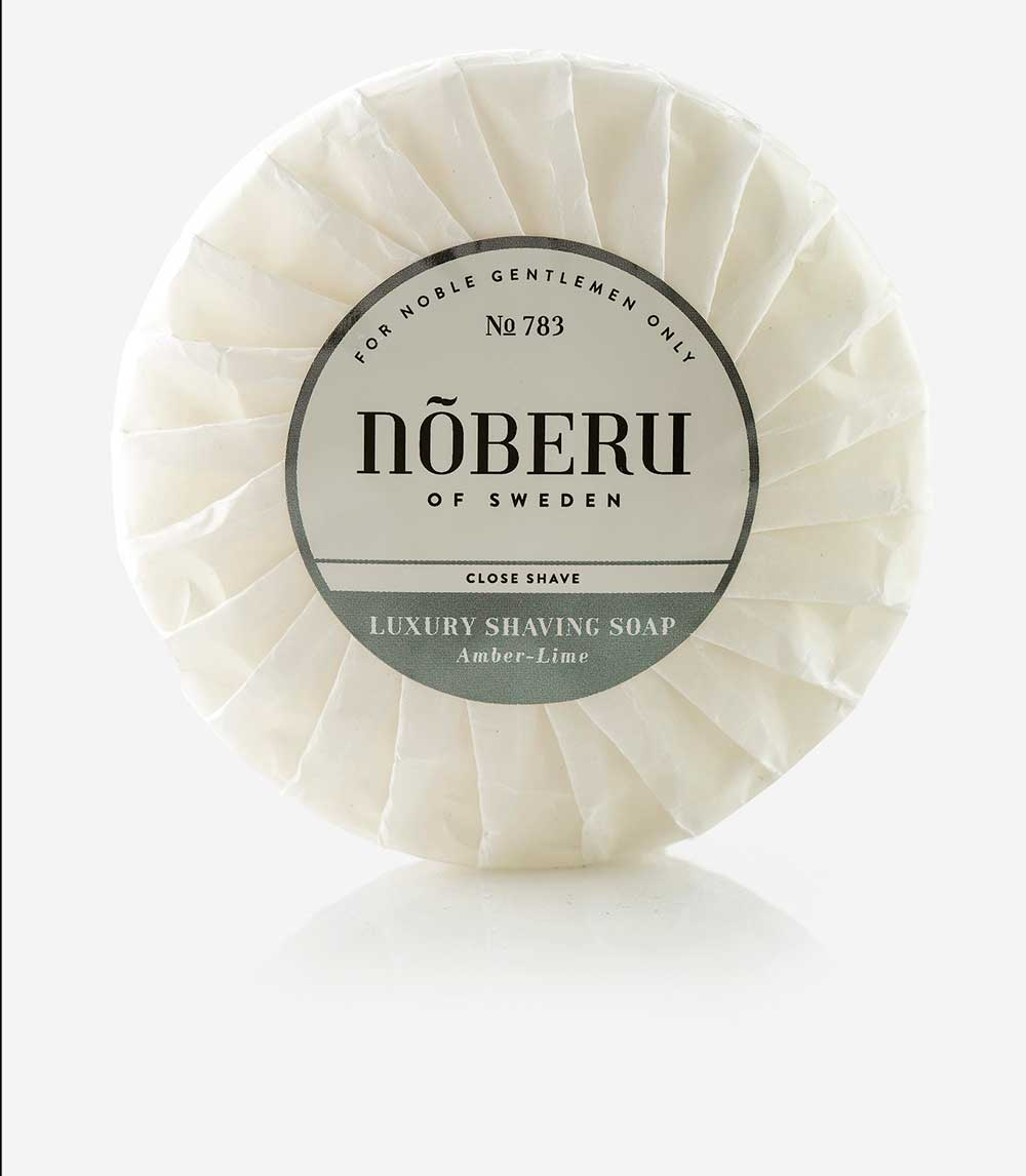Nõberu Of Sweden Luxury Shaving Soap