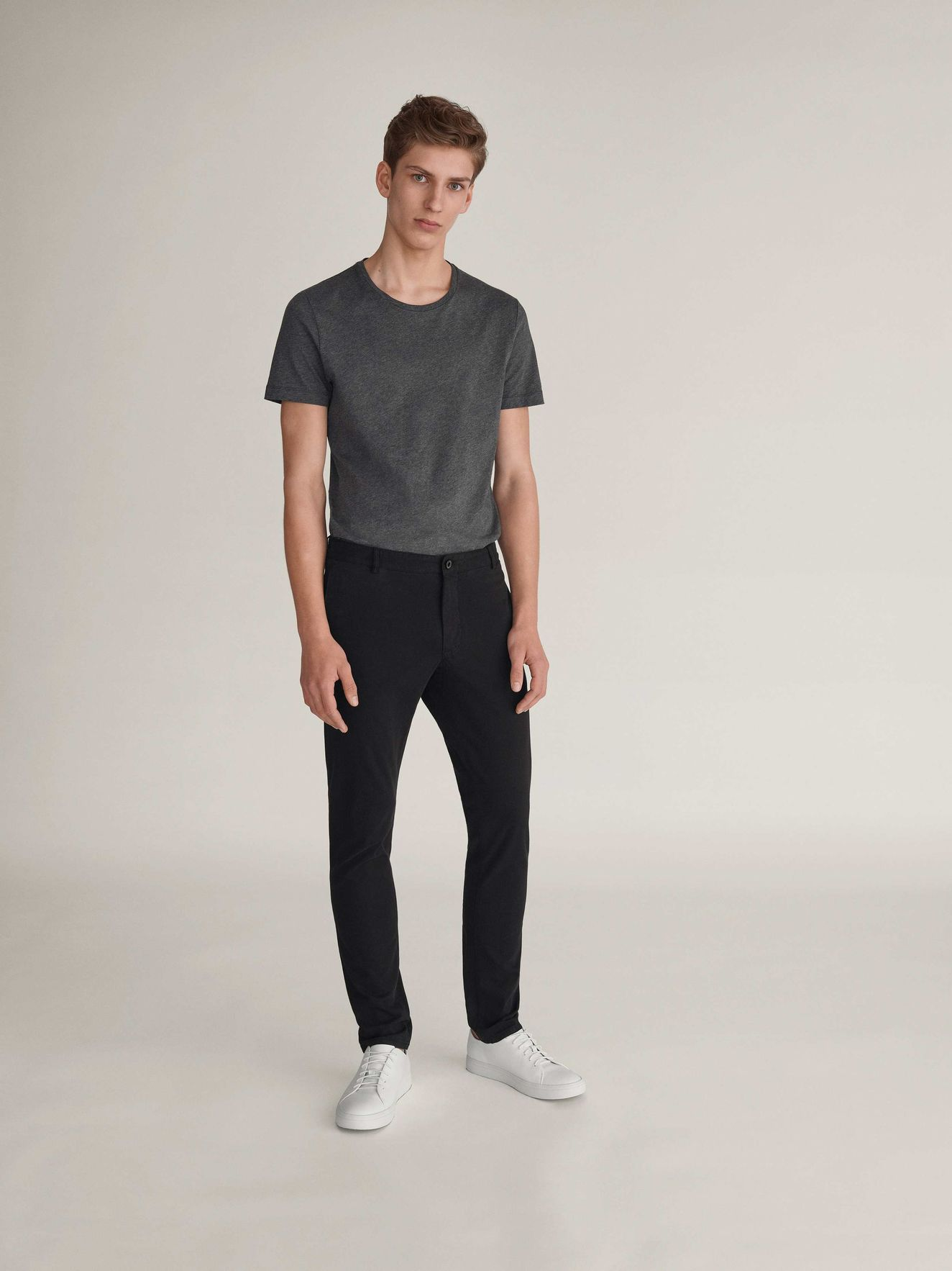 Premium quality black trousers for men summer collection 2019