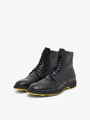 J. Lindeberg Leather Boots