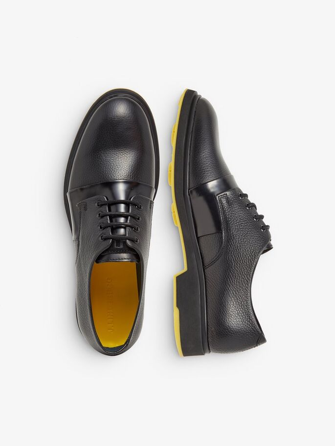 J. Lindeberg Leather Shoes