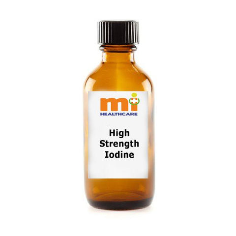 High Strength Iodine