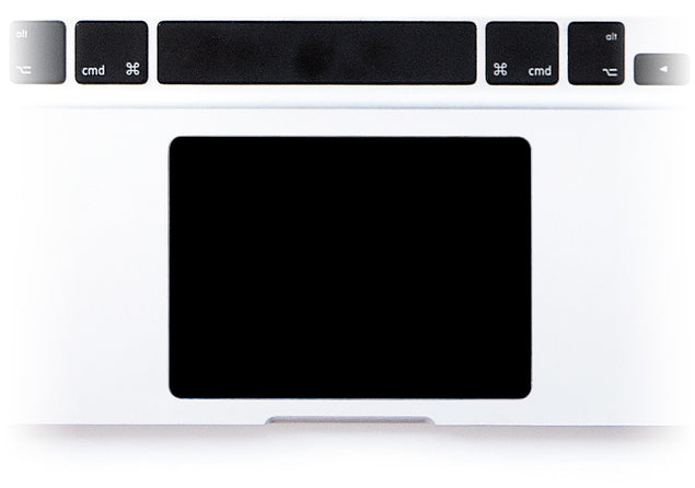 Noir Sticker Pour Trackpad Mac alternative