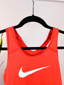 Cami rouge Nike
