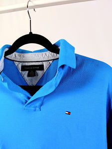 Polo Tommy Hilfiger turquoise