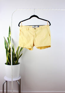 Short jaune basic