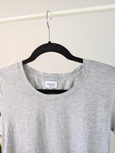 T-shirt gris plus que simple
