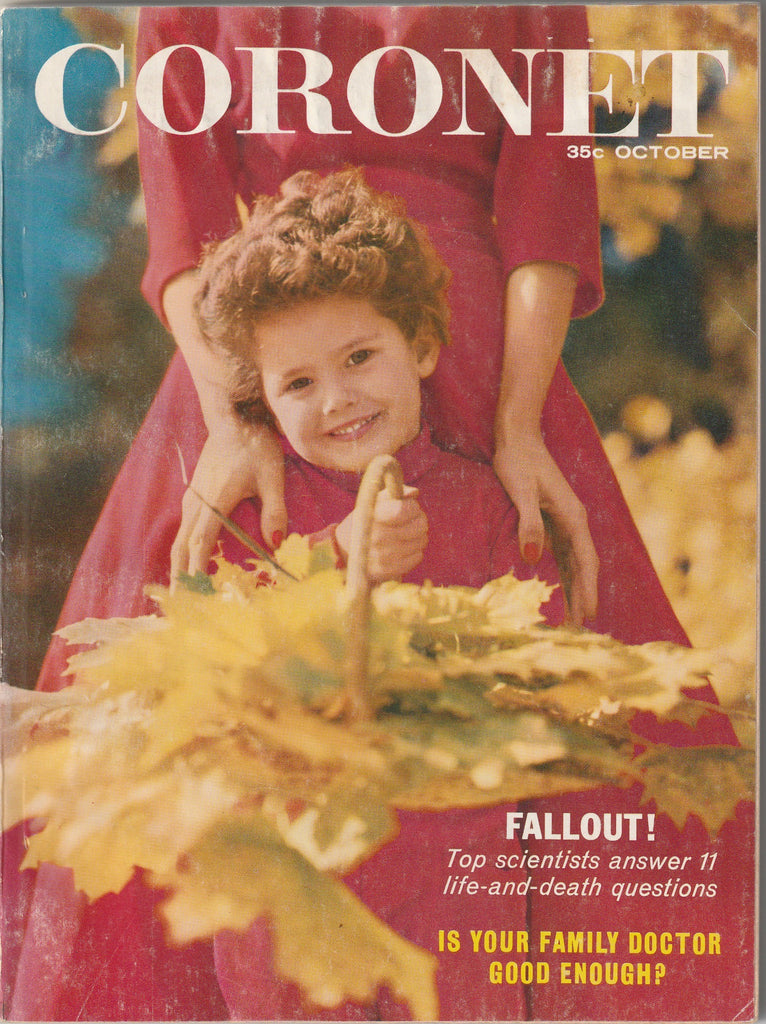Fallout! Coronet Magazine October 1959