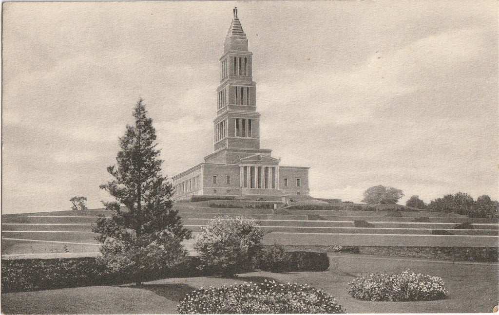 George Washington Masonic National Memorial Alexandria VA Postcard