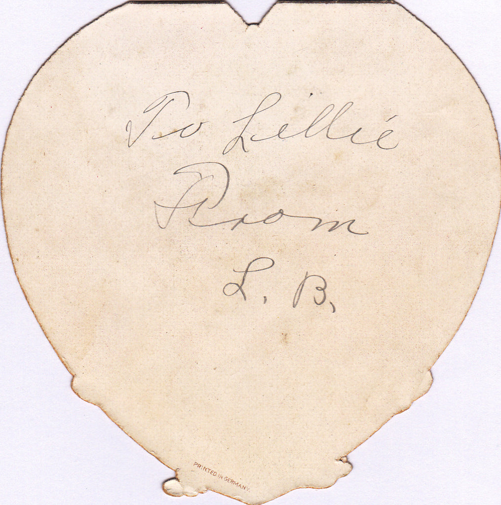 My Heart Belongs To You Forever - Valentine, c. 1910s