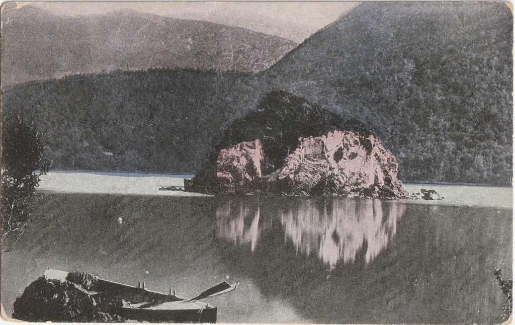 Lakes of Killarney, Wicklow Mountains, Ireland - Postcard, c. 1910s
