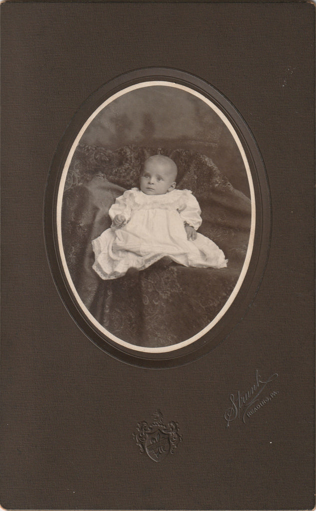 Frederick Shissler Victorian Baby Cabinet Photo