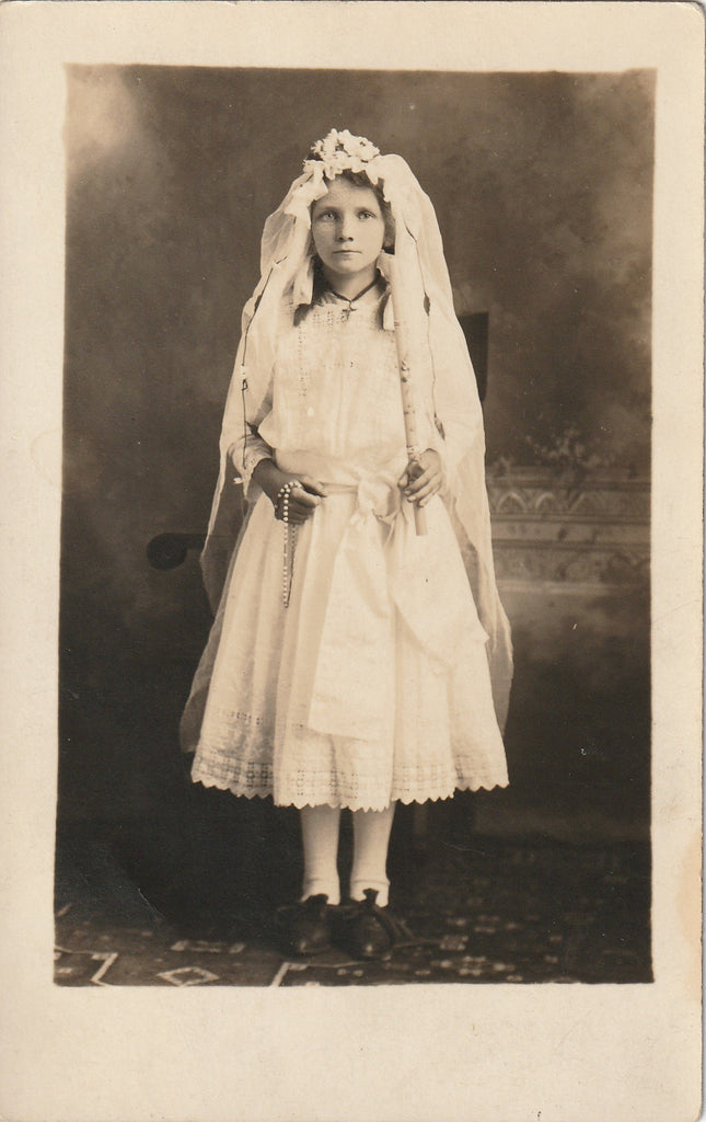 Mary Dasedel Holy Communion RPPC