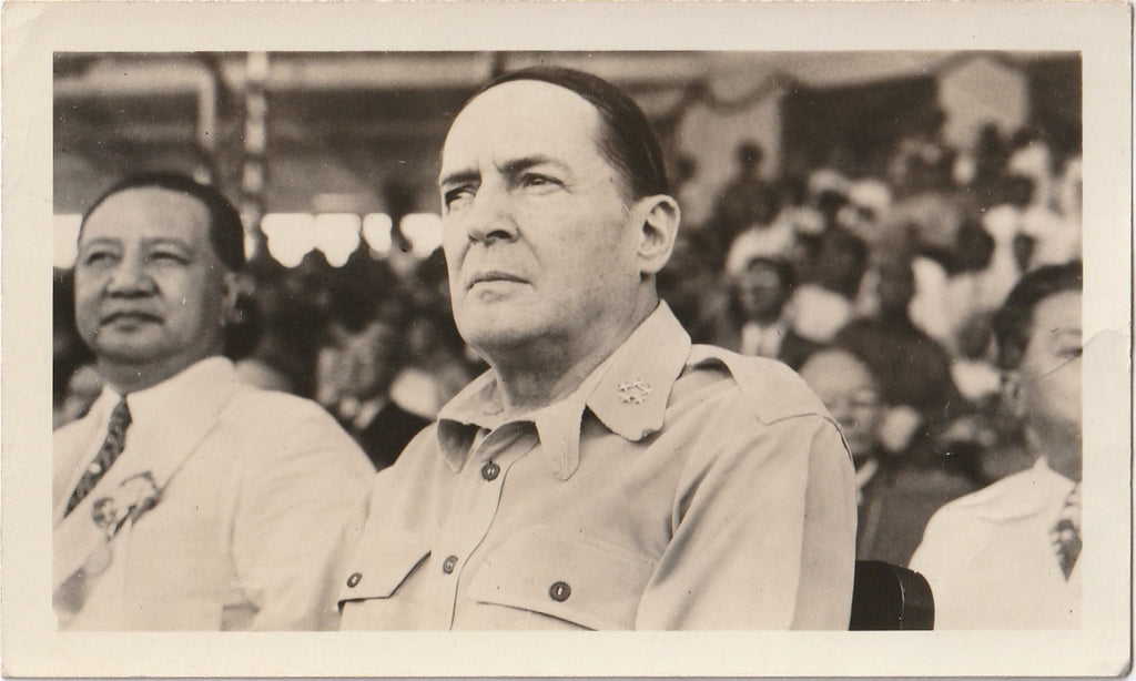 President Manuel Roxas Inauguration July 4th, 1946 Photo 2 of 5