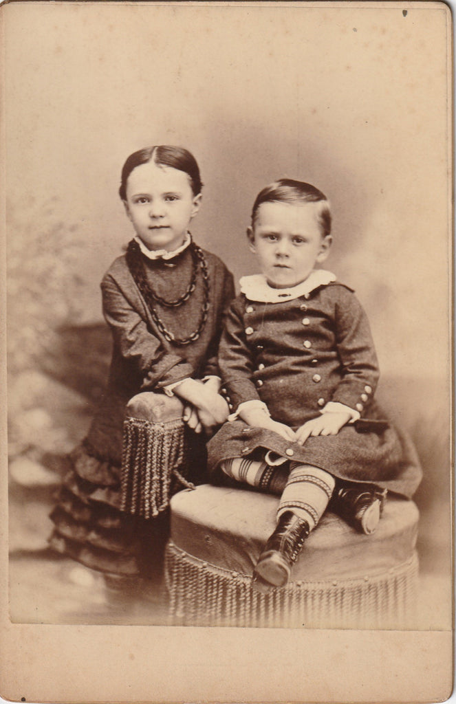 Rev Sandborn's Children Cabinet Photo
