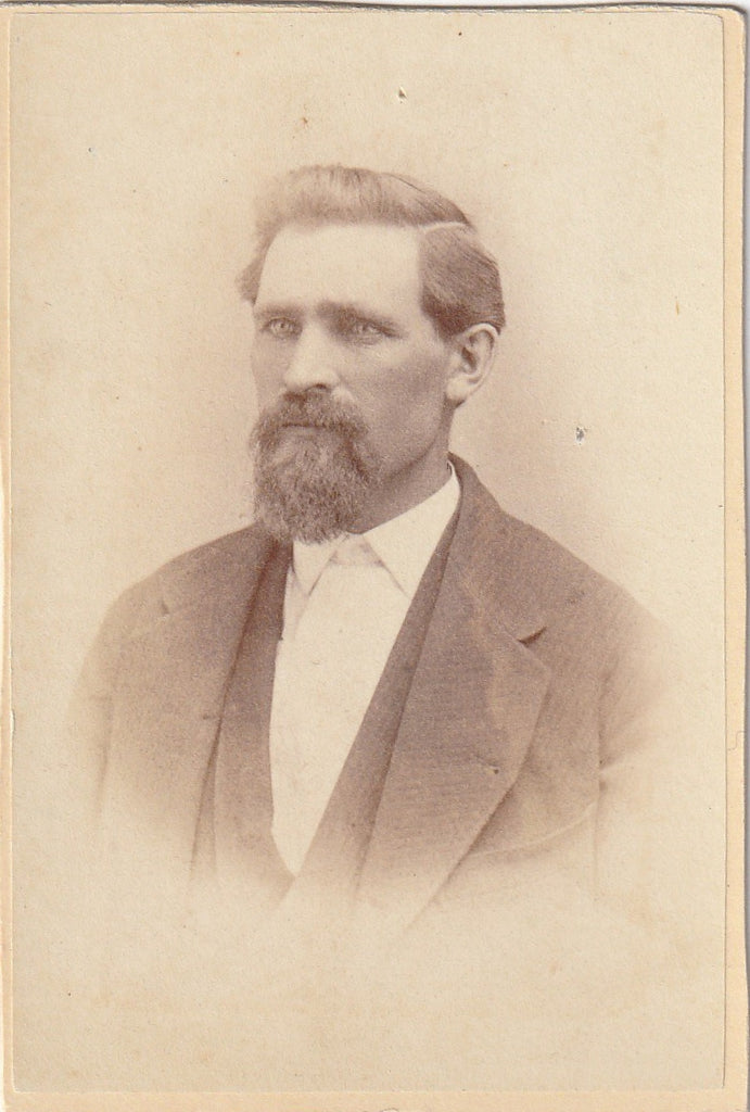 W. H. Redfield CDV Photograph