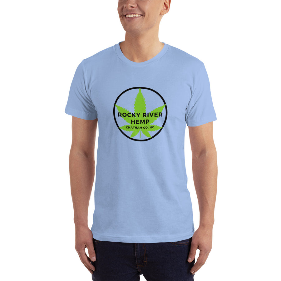 Rocky River Hemp NC Tee Shirt