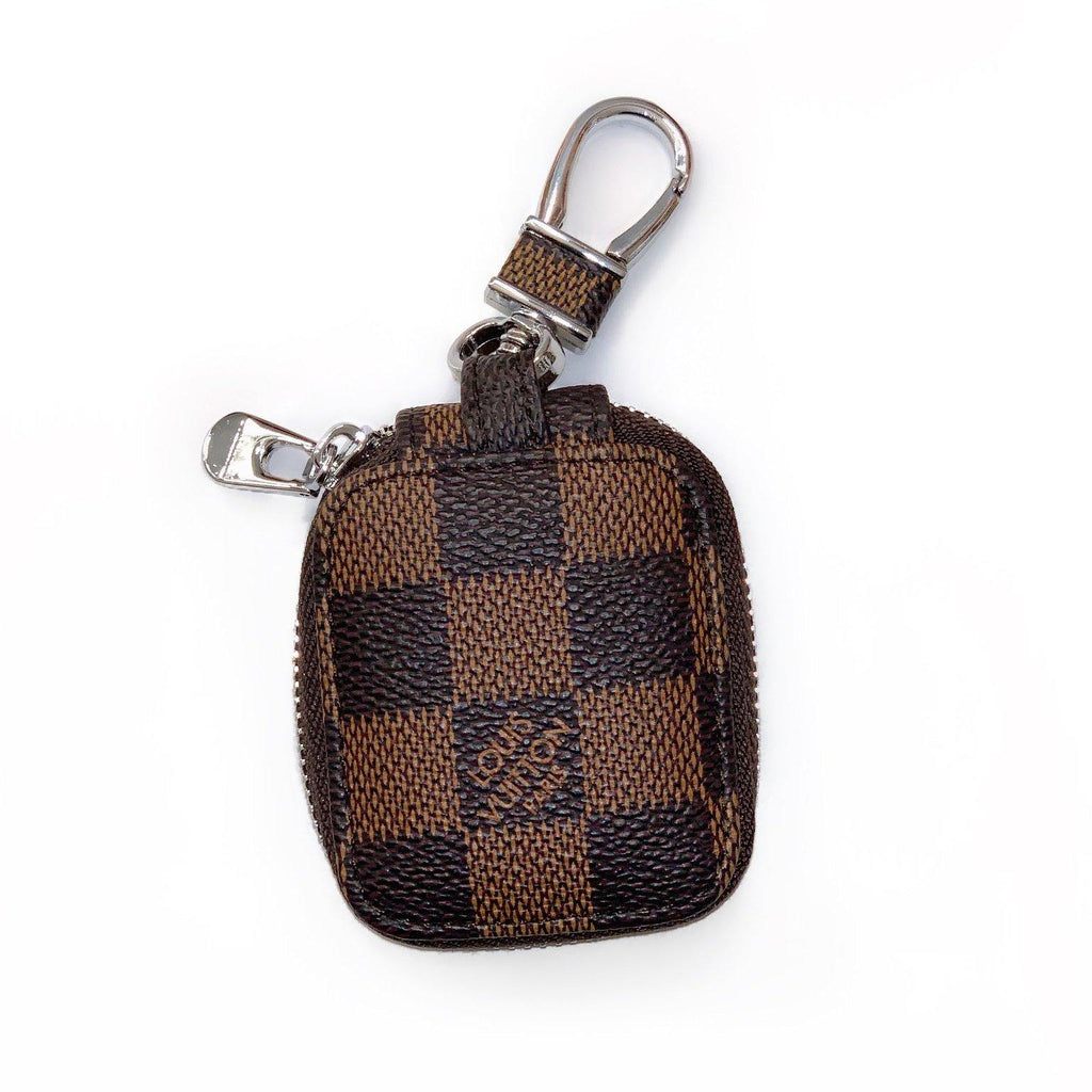 a648be46dda6d4 Custom Airpods Case Louis Vuitton Damier Ebene