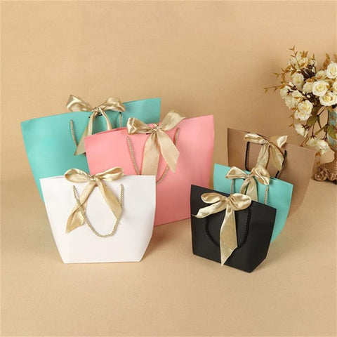 an image of high-quality gift bags
