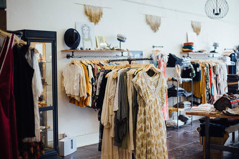 an image of the inside of a boutique
