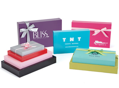 Pop Up Apparel Boxes – COLORS