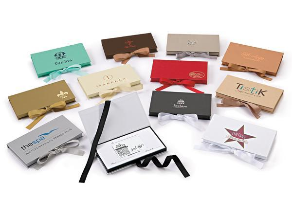 Platform Gift Card Boxes - Packaging Specialties
