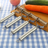 Multi-functional Stainless Steel Peeler Fruit Knife