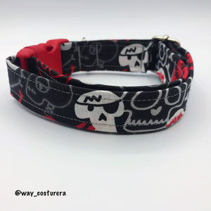 Collar Calaveras Rock L