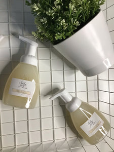 Organic Foaming Hand Soap