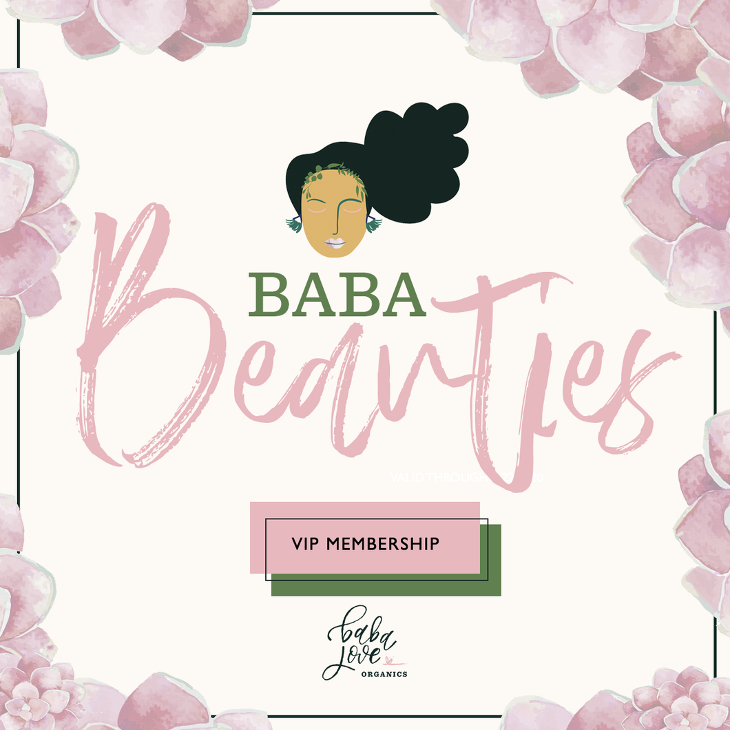 Baba Beauties VIP Membership