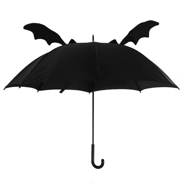 SOMETHING DIFFERENT - 3D Bat Umbrella (4585313828942)
