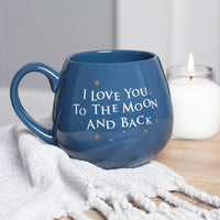 'I Love You To The Moon And Back' Mug