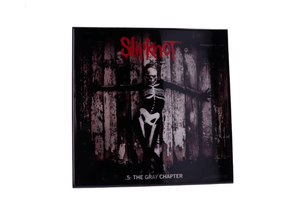 Slipknot 5 The Gray Chapter Crystal Clear Art Picture