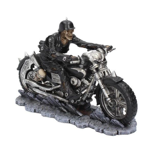 NEMESIS NOW - Hell on the Highway Skeleton Motorbike Figurine by James Ryman (4622727643214)