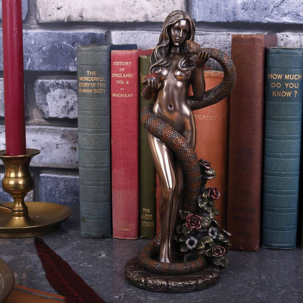 NEMESIS NOW - Original Sin Bronze Figurine by James Ryman (4623972859982)