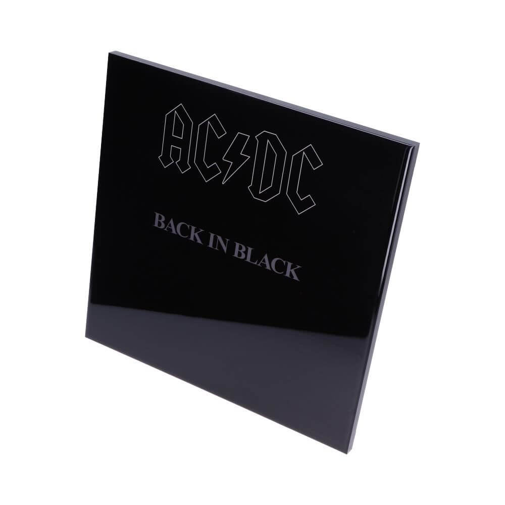 AC/DC Back in Black Crystal Clear Picture