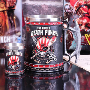 Five Finger Death Punch Tankard
