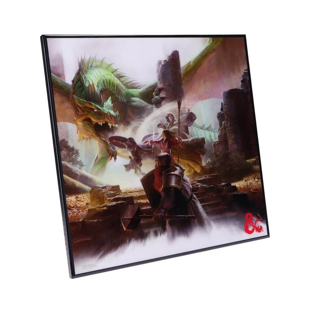 D&D Starter Set Crystal Clear Picture