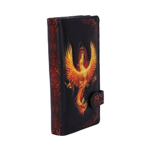 Phoenix Rising Embossed Purse