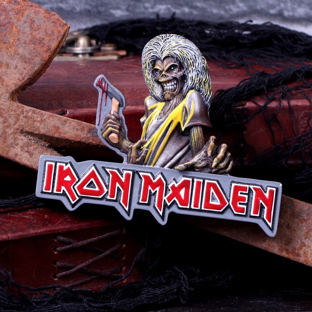 Iron Maiden The Killers Magnet