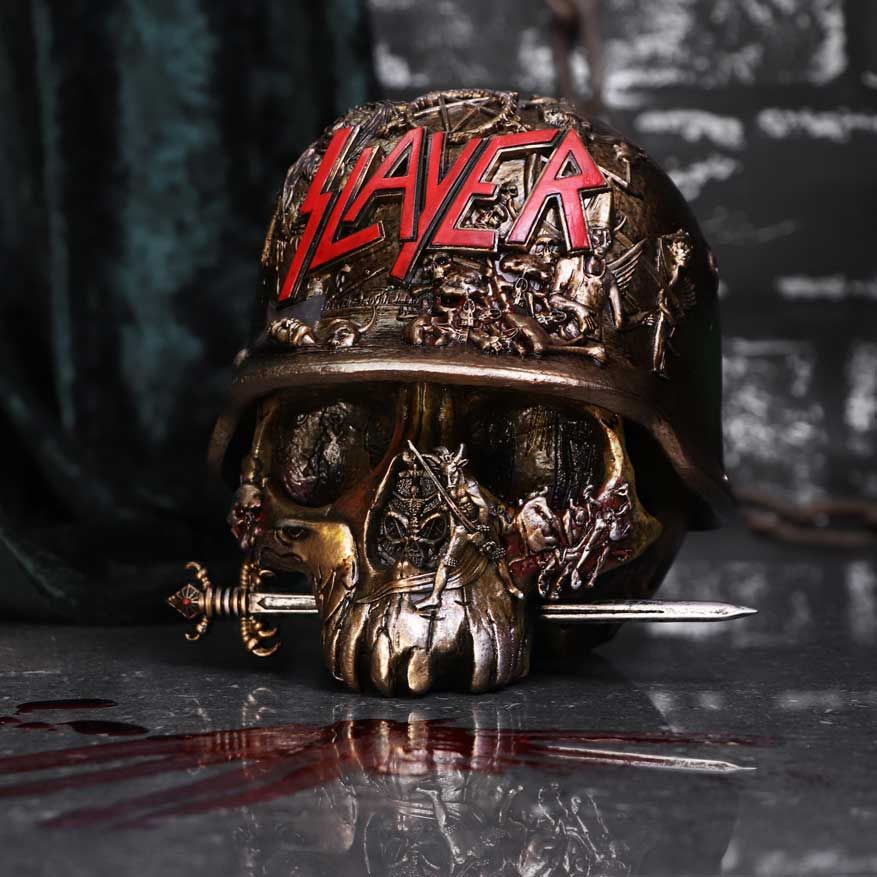 Slayer Skull Box