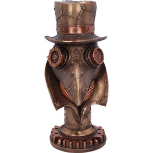 NEMESIS NOW - Beaky Steampunk Bust