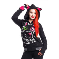 CUPCAKE CULT - Kitty Mase Hood (4587761565774)