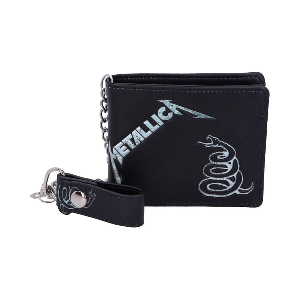 NEMESIS NOW - Metallica Black Album Wallet - The Alternative Shark